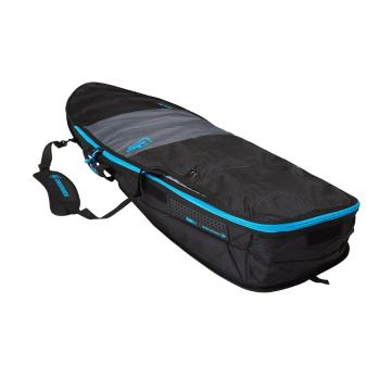 Creatures of Leisure 5'0 Fish Day Use Surfboard Bag - Charcoal/Cyan