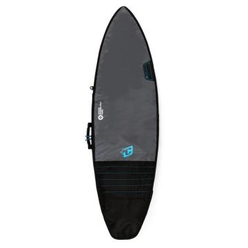 Creatures of Leisure 6ft Shortboard Day Use - Charcoal/Cyan