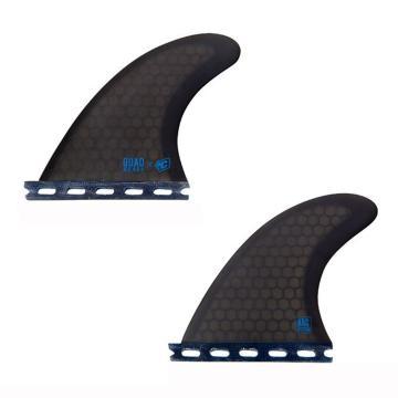 Creatures of Leisure Arc Core-Flex Single Tab Quad Rear Fins - Medium - Smoke