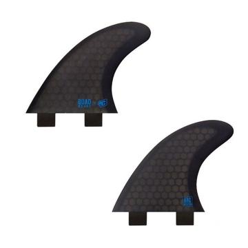 Creatures of Leisure Quad Arc Core Flex Dual Fins - Medium