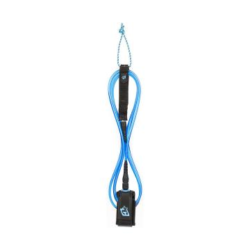 Creatures of Leisure Pro 8ft Leash - Blue Black