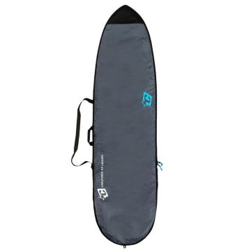 Creatures of Leisure 9ft6 Longboard Lite - Charcoal/Cyan