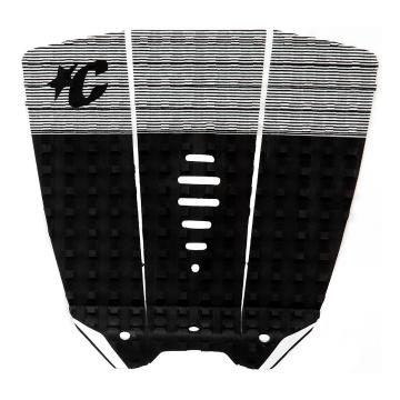Creatures of Leisure Mick Fanning Traction Pad - White/Stripe/Black