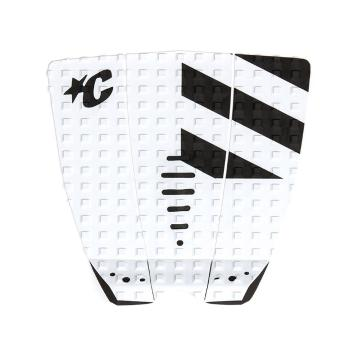 Creatures of Leisure Mick Fanning Pro Grip Traction Pad - White Black