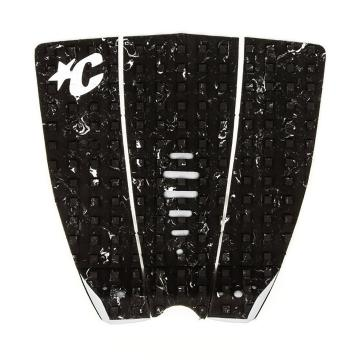Creatures of Leisure Mick Fanning Pro Grip Traction Pad - BlackMixWhite