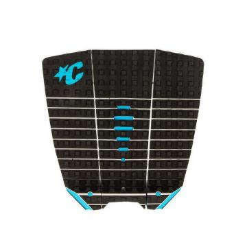 Creatures of Leisure Mick Eugene Fanning Traction Pad - Black Cyan
