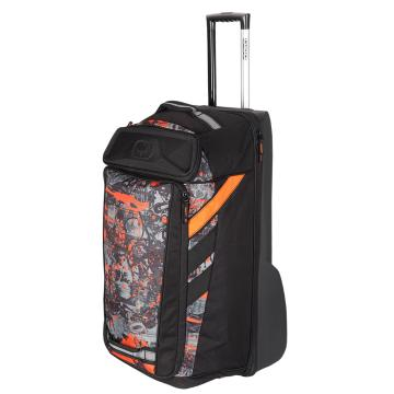 Ogio Adrenaline Wheeled Bag - Rock & Roll