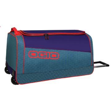 Ogio Spoke Wheeled Bag - Tealio