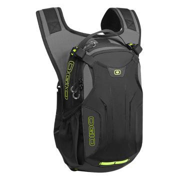 Ogio Baja Hydration Pack - 2L - Black/High Vis Yellow