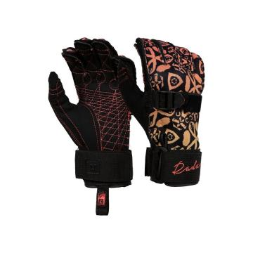 Radar Women's Lyric Inside-Out Glove - Coral Fade - Coral Fade
