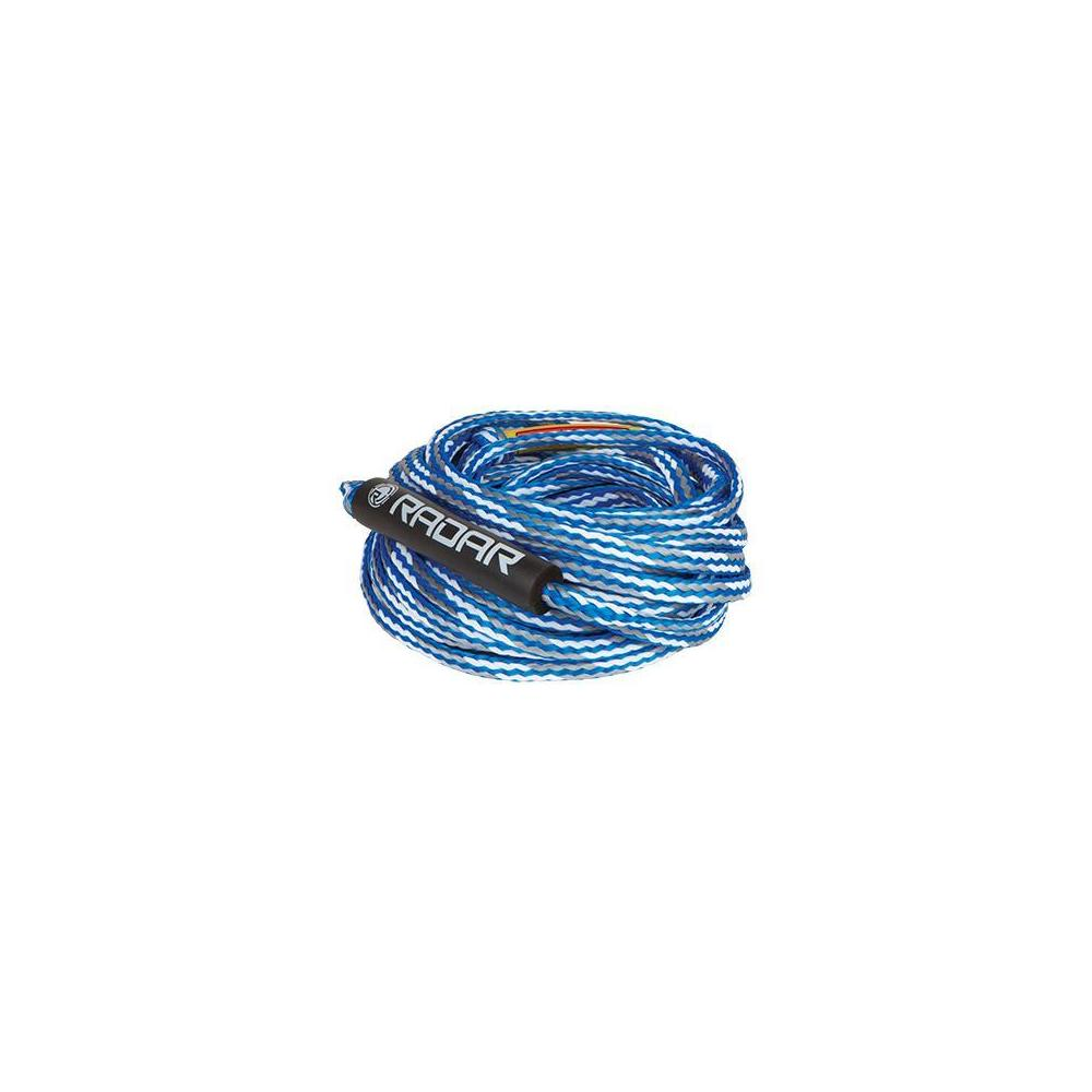 2.3K Tube Rope - 60' - Two Person - Assorted Colours