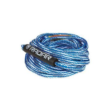 Radar 2.3K Tube Rope - 60' - Two Person - Assorted Colours