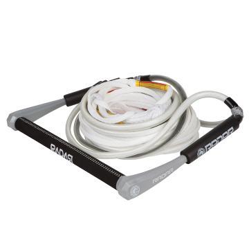 Radar Suede Handle + Mainline Package - Silver/White