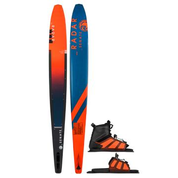 Radar Senate Alloy 67 Ski + Vector Boot Package