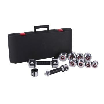 Adidas Fitness Deluxe Dumbbell Set