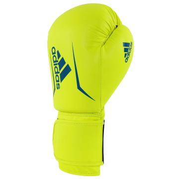 Adidas Fitness Speed 50 Boxing Glove - Yellow/Blue