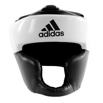 Adidas Fitness Response Head Guard - White/Black