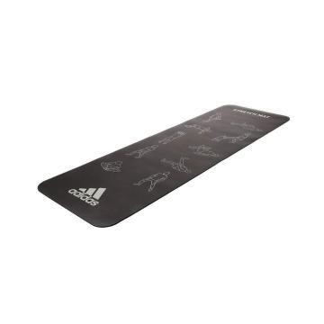 Adidas Fitness Stretch Mat Black