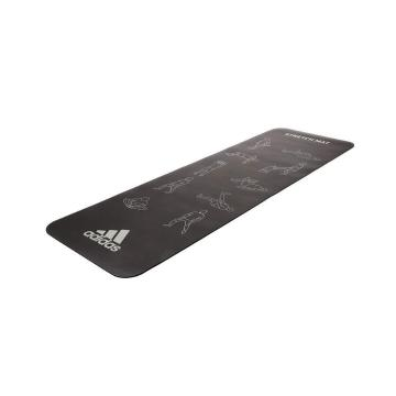 Adidas Fitness Stretch Mat Black