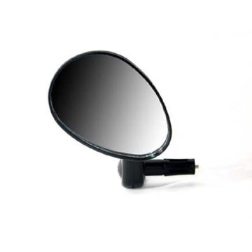 OnTrack 3D Bar End Oval Mirror Right Hand and Left Hand Fit