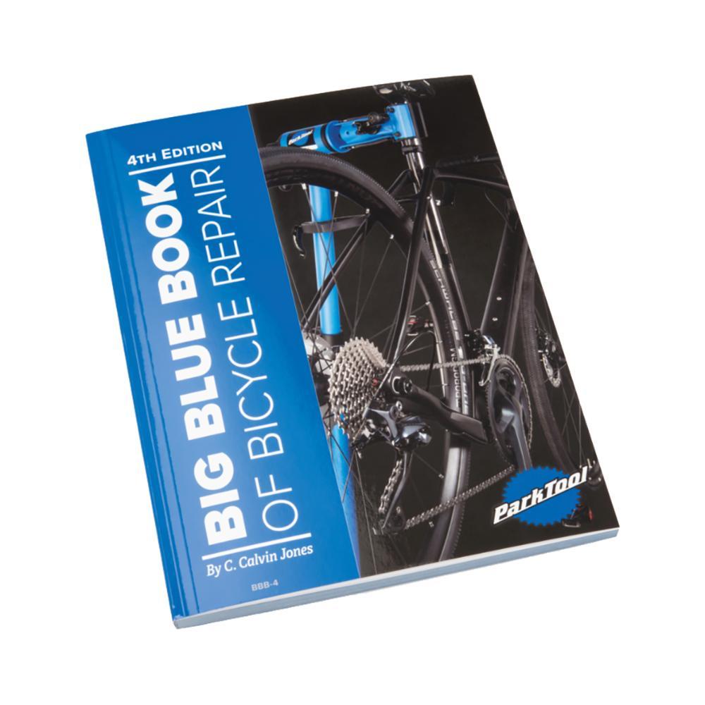Big Blue Book Of Bicycle Repair 4th Edition