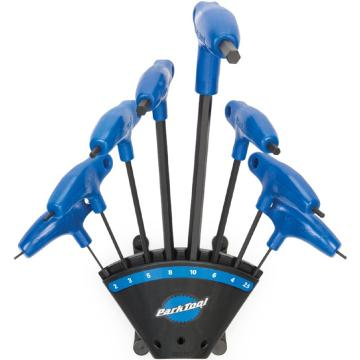 Park Tool P-Handle Hex Wrench Set with Holder