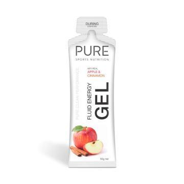 Pure Sports Nutrition Fluid Energy Gel - 50g
