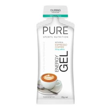Pure Sports Nutrition Gel - Espresso