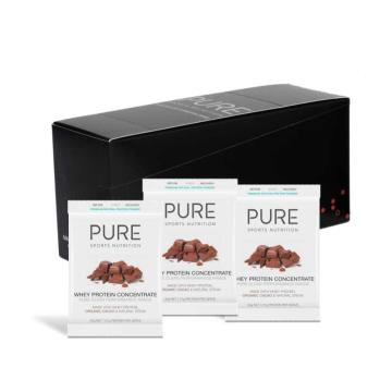 Pure Sports Nutrition Protein 30g Chocolate - Chocolate