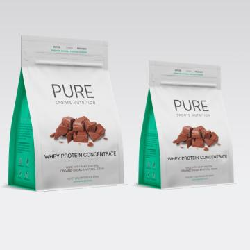 Pure Sports Nutrition Whey Protein 1kg - Chocolate