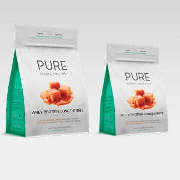 Pure Sports Nutrition Whey Protein 1kg - Salted Caramel - Salted Caramel