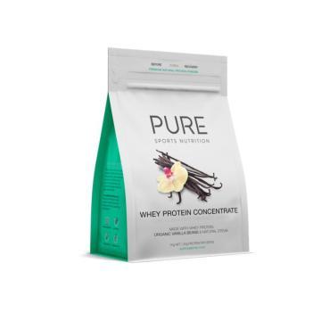 Pure Sports Nutrition Whey Protein 1kg - Vanilla - Vanilla