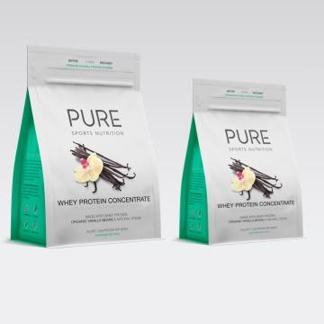 Pure Sports Nutrition Whey Protein 1kg - Vanilla