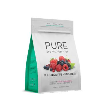 Pure Sports Nutrition Electrolyte Hydration 500g - Superfruits