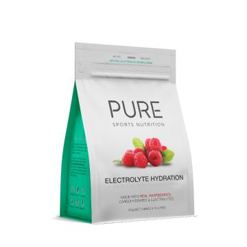 Pure Sports Nutrition Electrolyte Hydration 500g - Raspberry