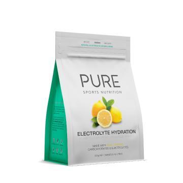 Pure Sports Nutrition Electrolyte Hydration 500g - Lemon