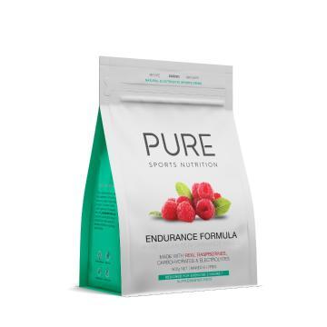 Pure Sports Nutrition Endurance Hydration 500g - Raspberry