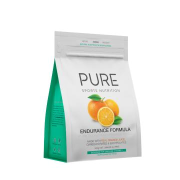 Pure Sports Nutrition Endurance Formula 500g - Orange