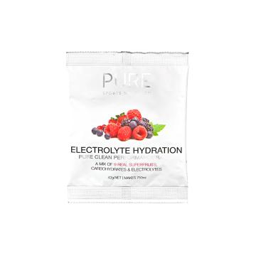 Pure Sports Nutrition Electrolye Hydration 42g Sachet