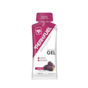 PeakFuel Energy Gel 35g - Berry - Berry