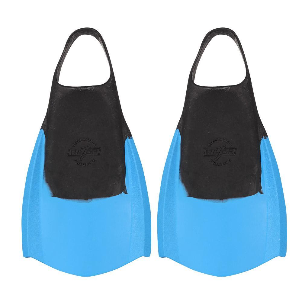 Razor Body Board and Swim Fins