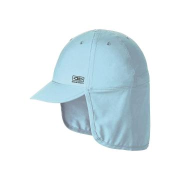 Ocean and Earth Kids Sunbreaker Beach Hat - Aqua
