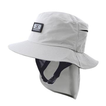 Ocean and Earth Men's Indo Surf Hat - Grey