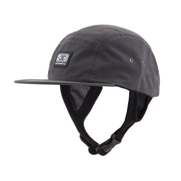 Ocean and Earth Mens Ulu Surf Cap - Black