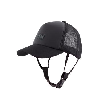 Ocean and Earth Men's Deserts Mesh Trucker Surf Cap - Black