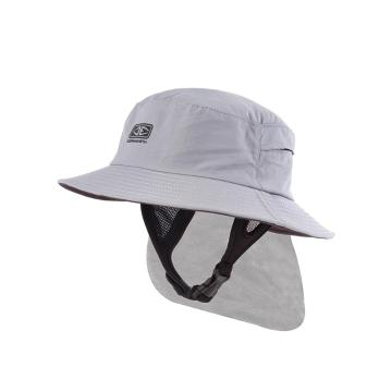 Ocean and Earth Mens Indo Surf Hat - Grey