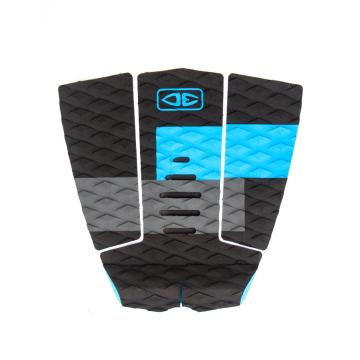 Ocean and Earth Owen Wright Hack Tail 3 Piece Tail Pad - Blue
