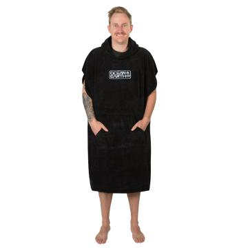 Ocean and Earth Hooded Poncho Towel