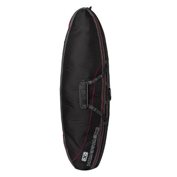 Ocean and Earth Double Compact Shortboard Board Cover - 6ft 8in