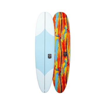 """Ocean and Earth Creative Army The General Epoxy Sofboard 7'6"""" - Sky Blue"""